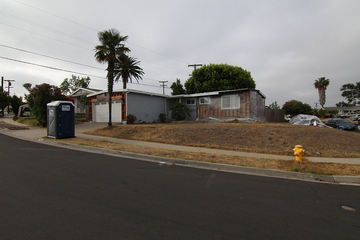 clairemont san diego 92117 Room Addition
