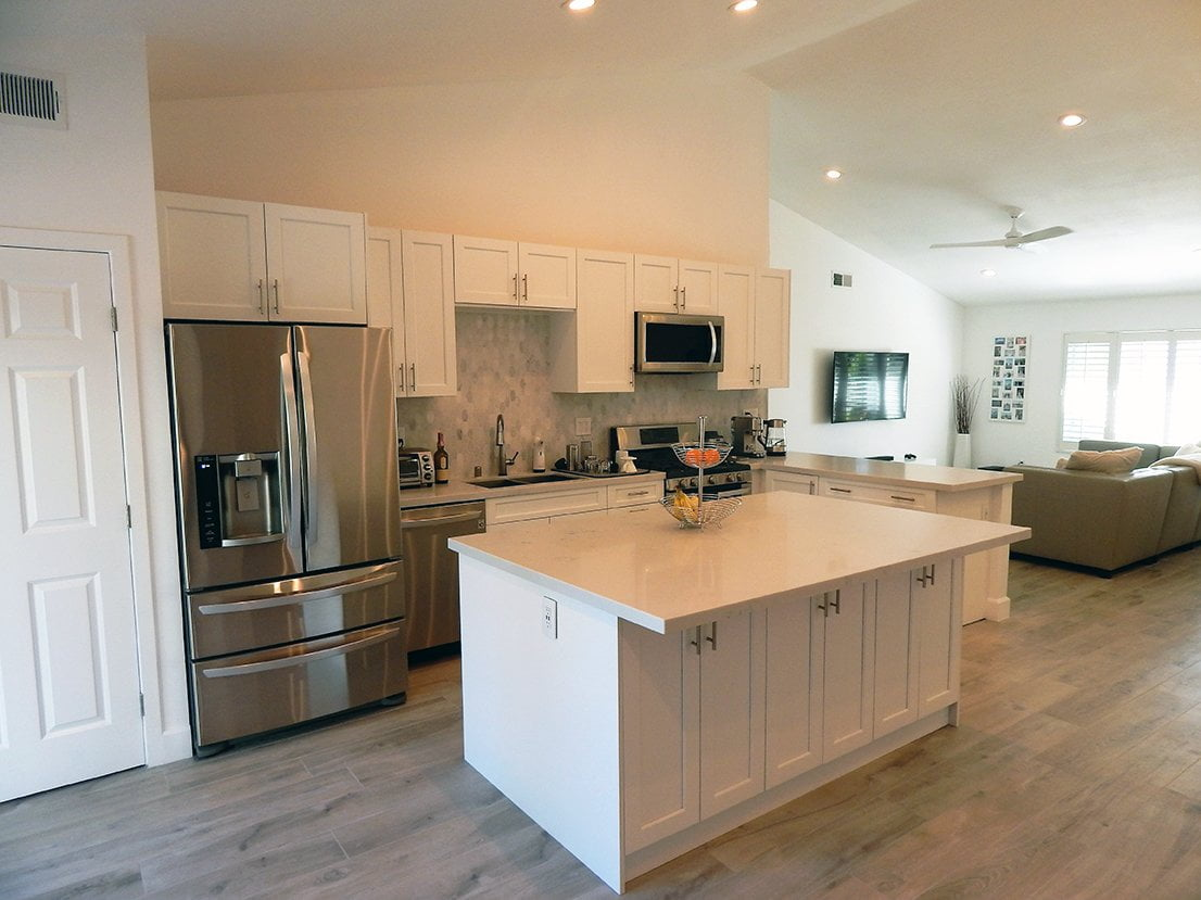 Kitchen Remodeling in San Diego 92127 - Lumina Builders Inc