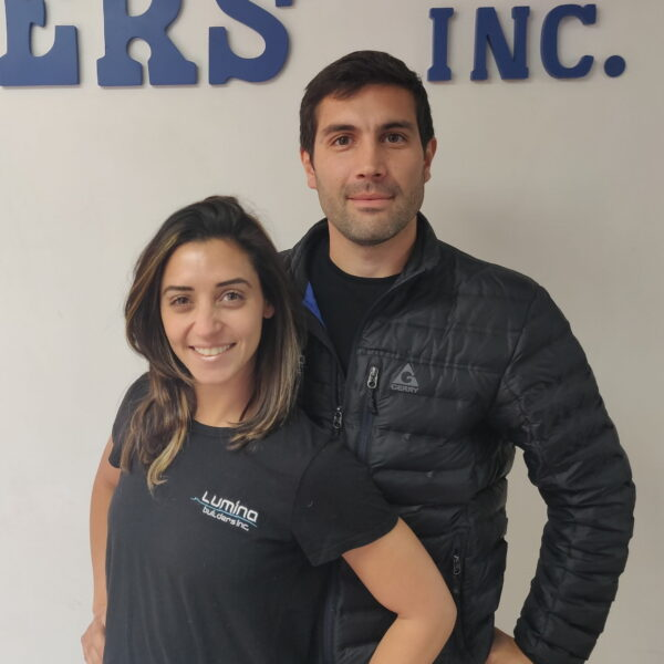 Ella & Nicolas Gallardo