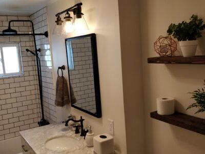 Guest Bathroom Remodel 92116