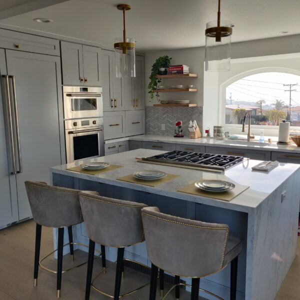 Kitchen Remodel 92117