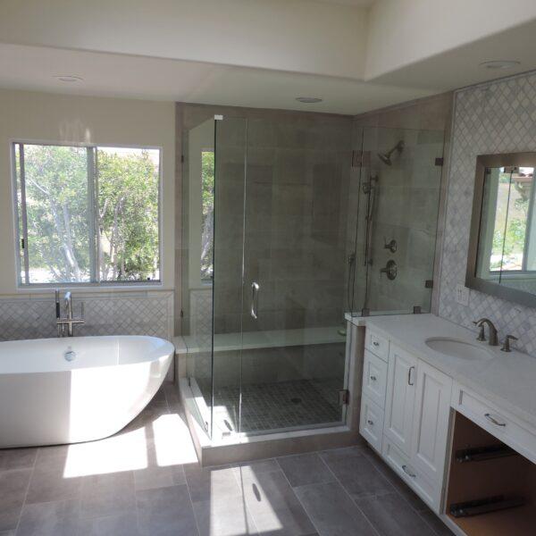 Master Bath - La Jolla