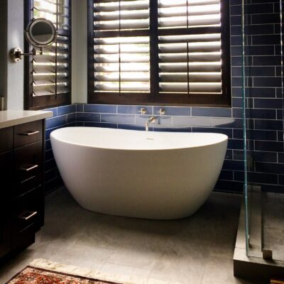 Master Bathroom Remodel 92037