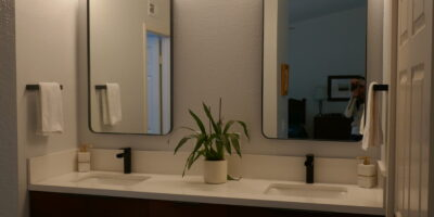 Modern Shower & Bath
