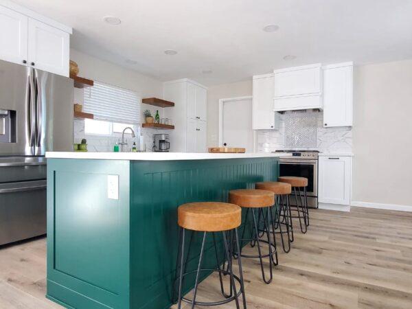 Kitchen remodel - San Diego 92115